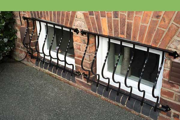 Security Grills Gallery