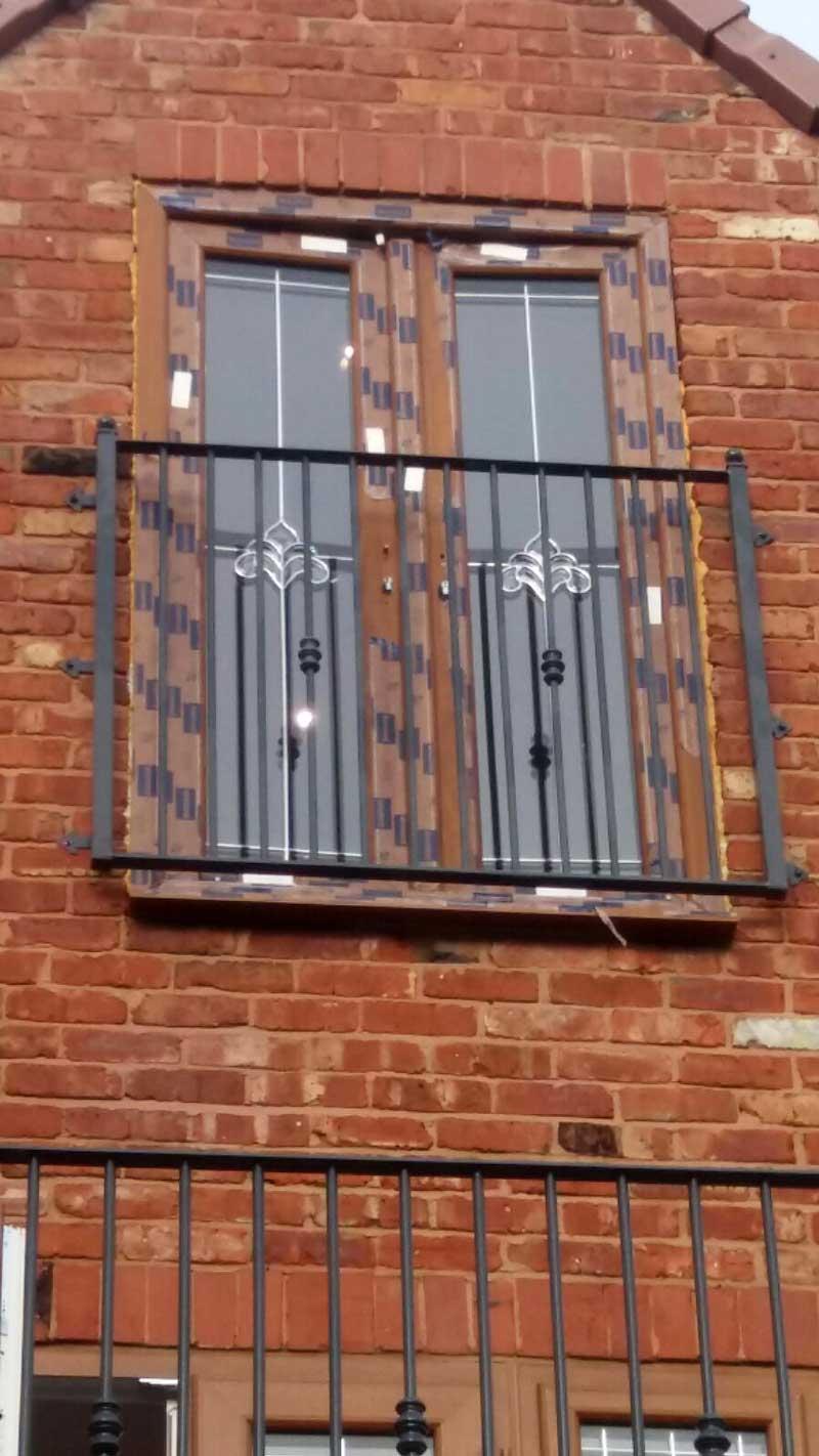 Balconies 8
