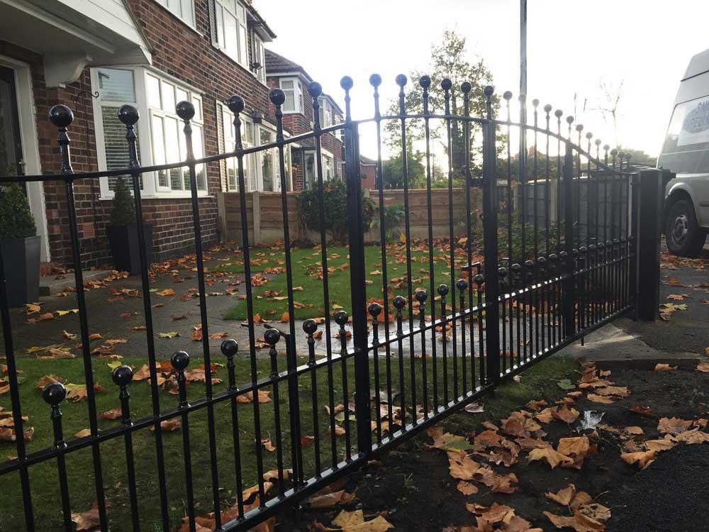Bifolding Gates 2