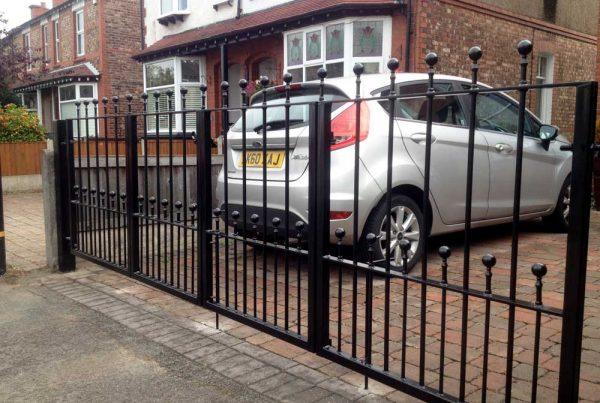 Bifolding Gates 6