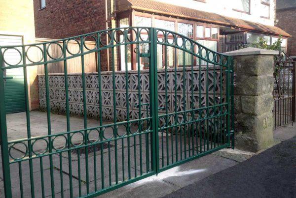 Double Gates 13