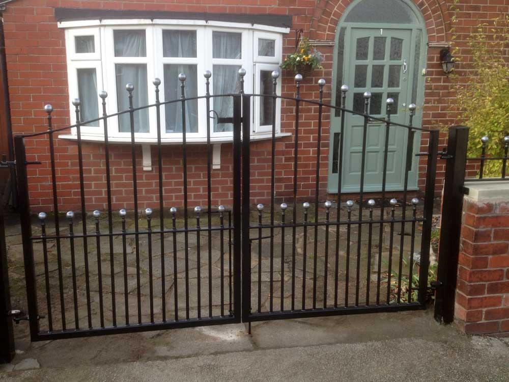 Double Gates 14