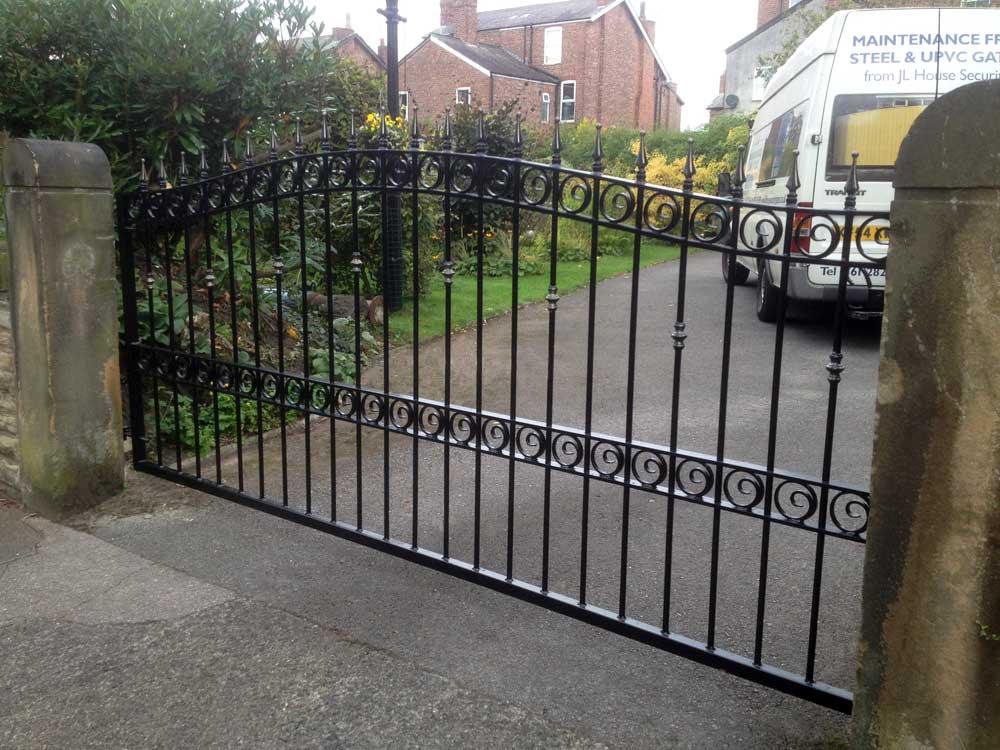 Double Gates 15