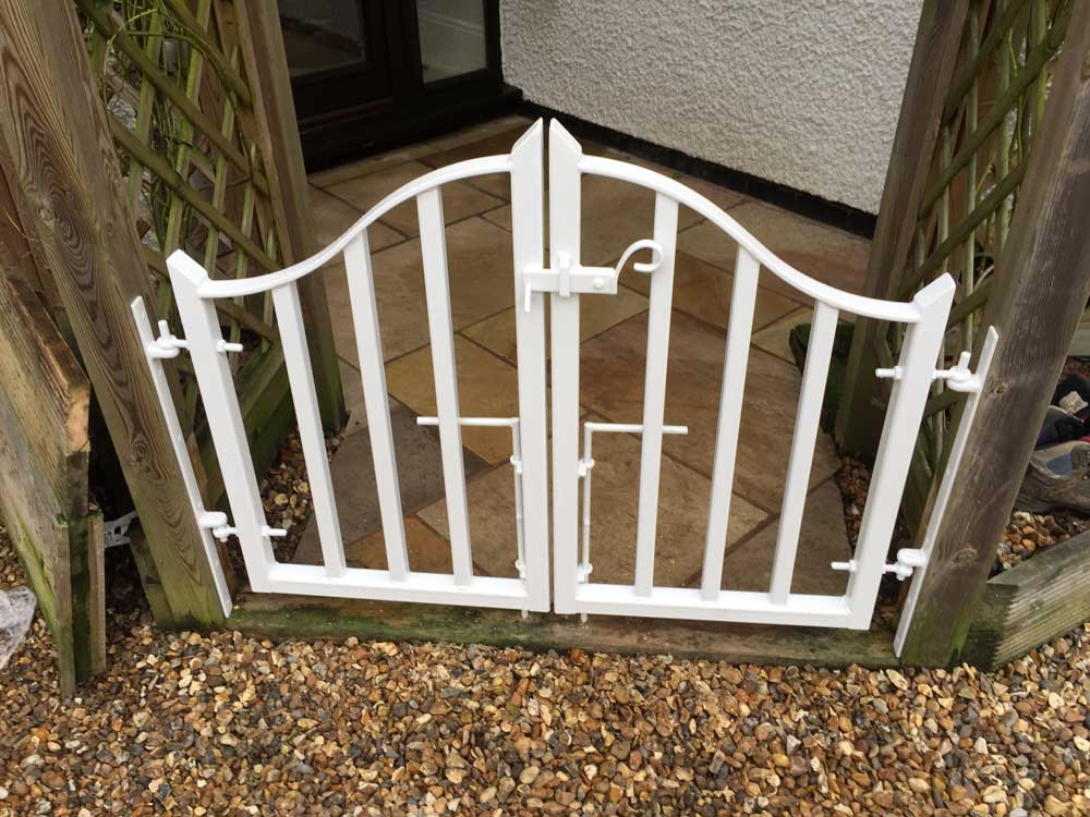 Double Gates 16