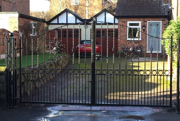 Double Gates 17
