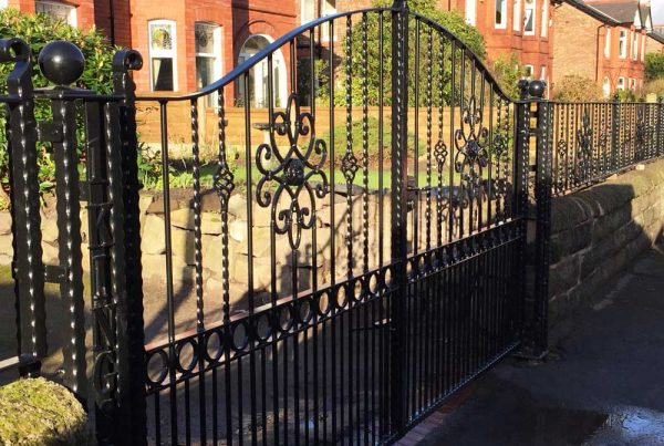 Double Gates 19