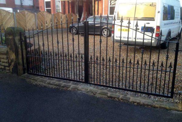 Double Gates 25