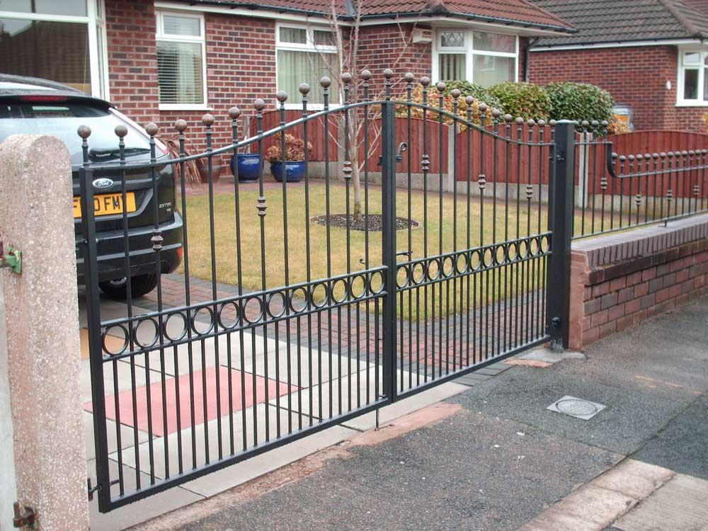 Double Gates 29