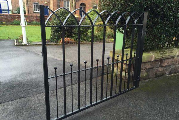 Double Gates 6