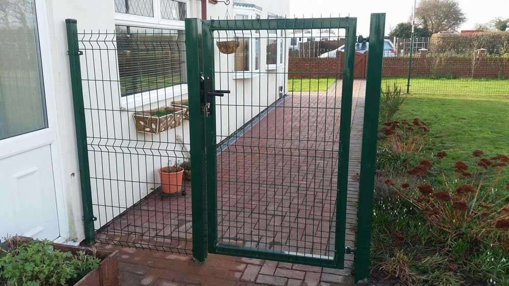 Single Gates 16