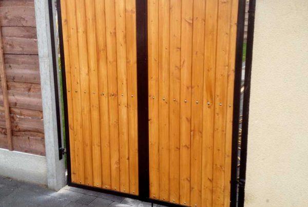 Timber Gates 1