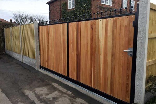 Timber Gates 10