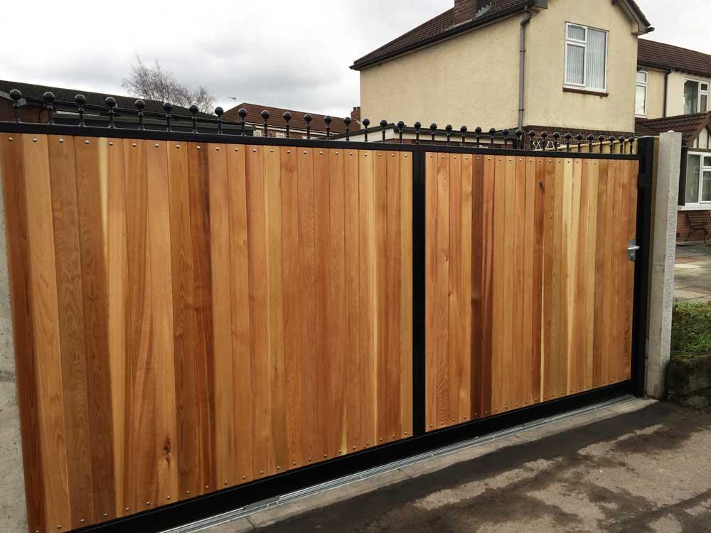 Timber Gates 11