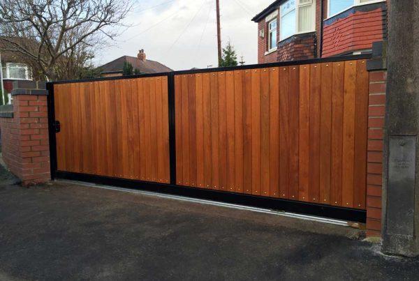 Timber Gates 2