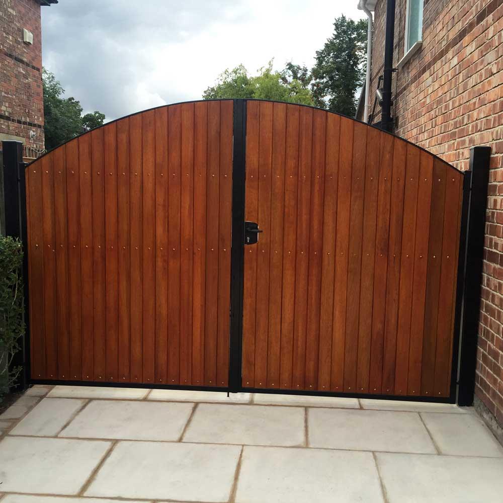 Timber Gates 3
