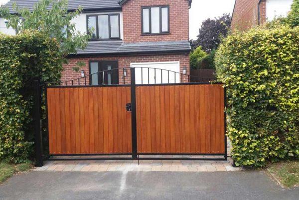 Timber Gates 4