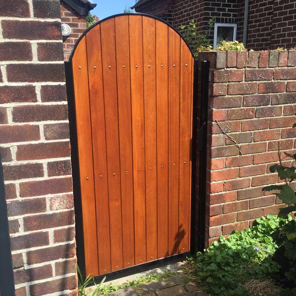 Timber Gates 5