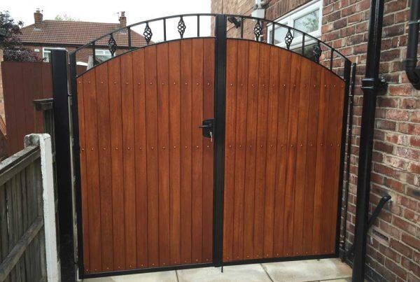 Timber Gates 6