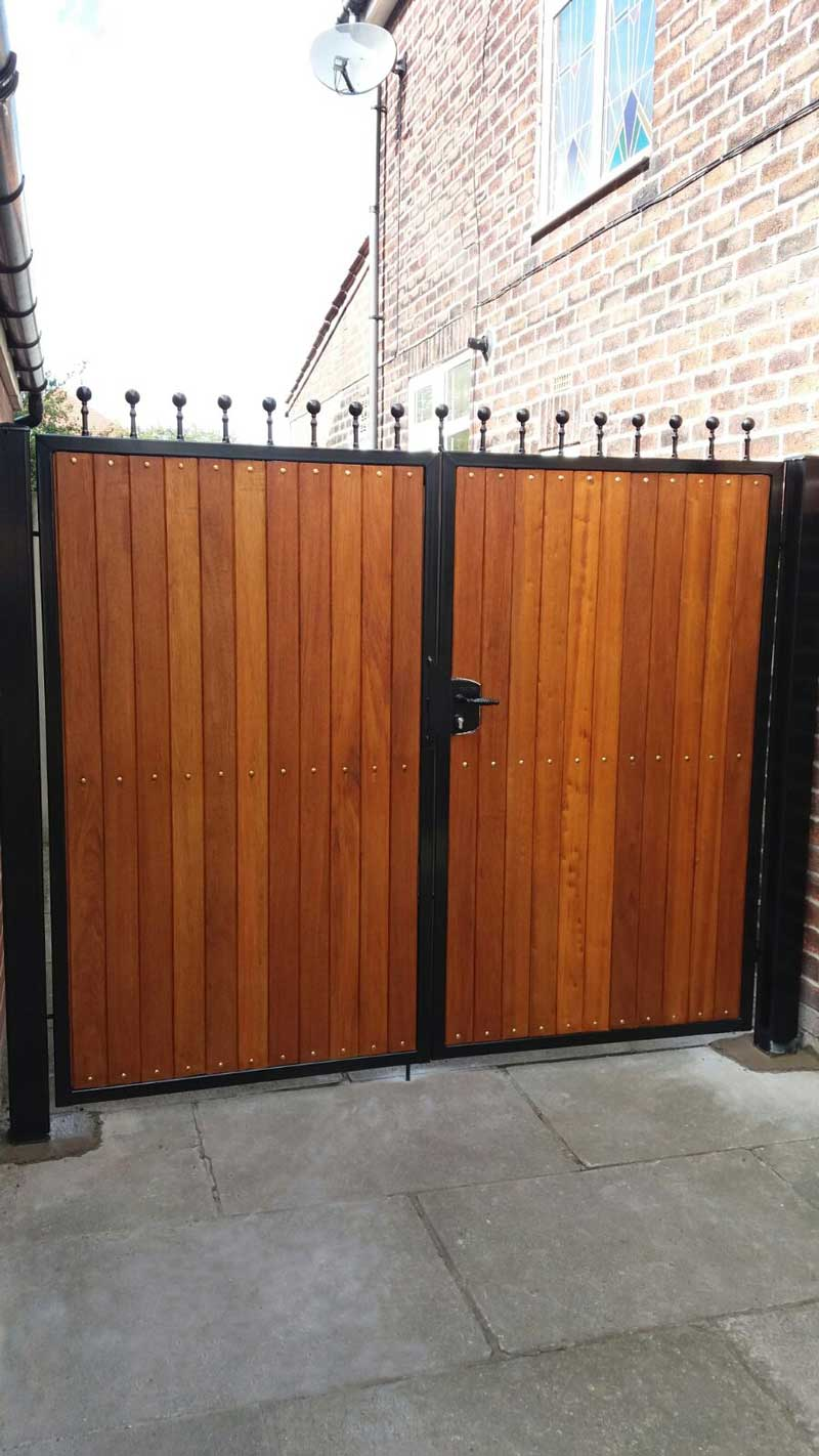 Timber Gates 7