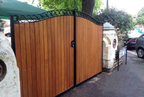 Timber Gates 8