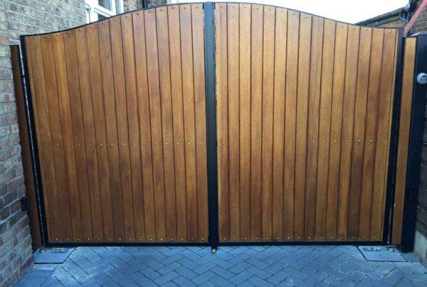 Timber Gates 9